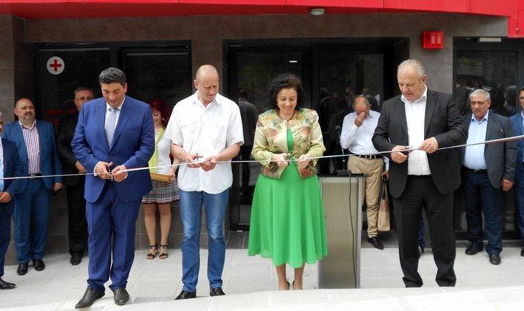 Откриха новата сграда на Южноцентрално държавното горско предприятие в Смолян