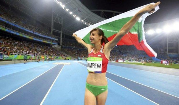 Уникална Мирела Демирева със сребро от олимпиадата