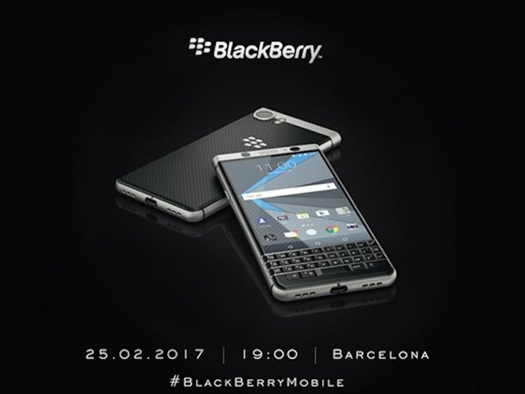 BlackBerry представя новия си флагман