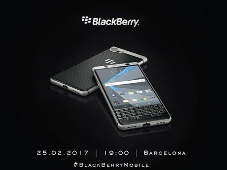 BlackBerry представя новия си флагман