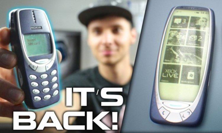 3310 – завръщането за €59 ! Nokia готви изненади