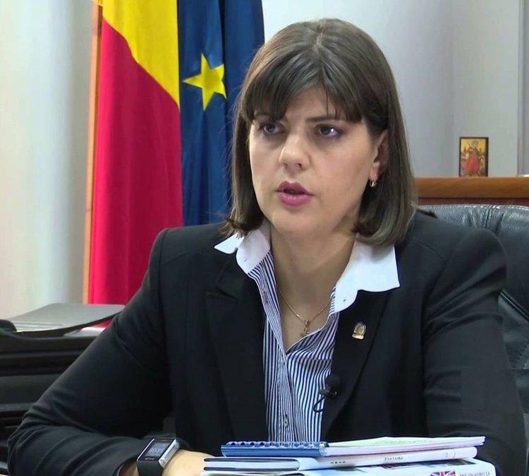 Лаура Кьовеши говори за борбата с корупцията и румънския модел (видео)