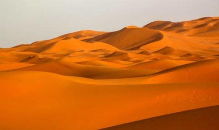 Пустинята Сахара - плод на човешкото влияние