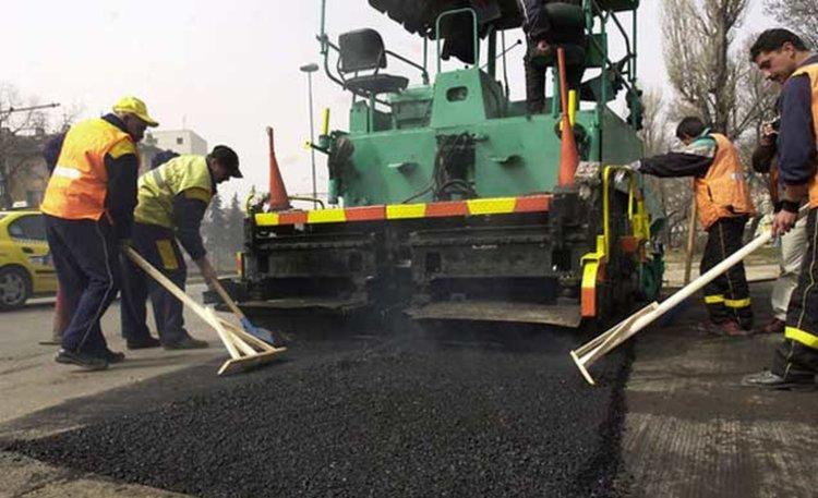 Ремонтират пътищата в общината за 1 милион лв.