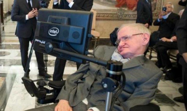 Стивън Хокинг се отправя към космоса