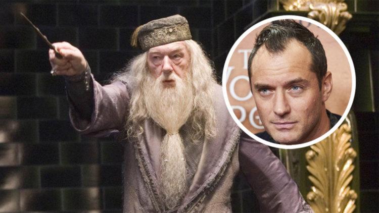 """Джъд Лоу ще играе младия Дъмбълдор във """"Фантастични животни 2"""""""