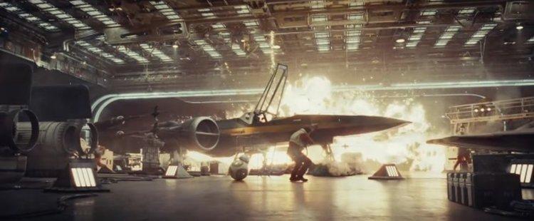 Първи трейлър на новия епизод на Star Wars (видео)