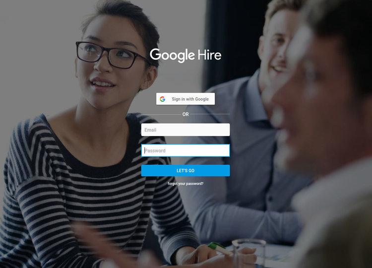 Google Hire ще помага при намиране на работа