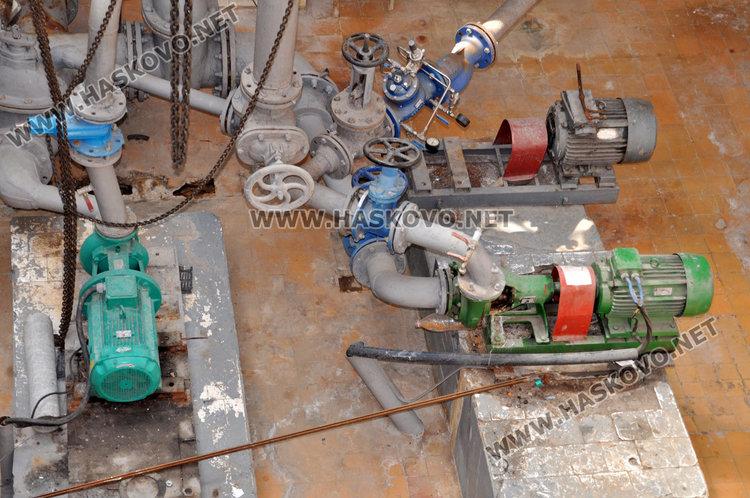 Иде режим на водата в Хасково, спират помпени станции 1 и 2 заради урана