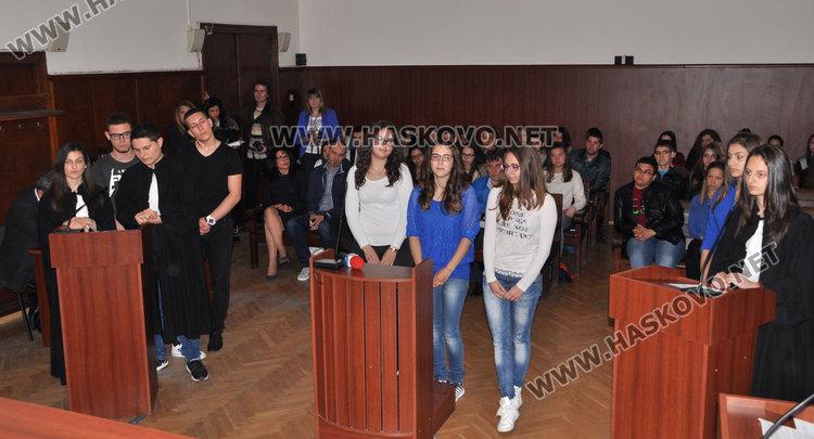 Осъдиха пияни и дрогирани ученици за катастрофа с пострадал