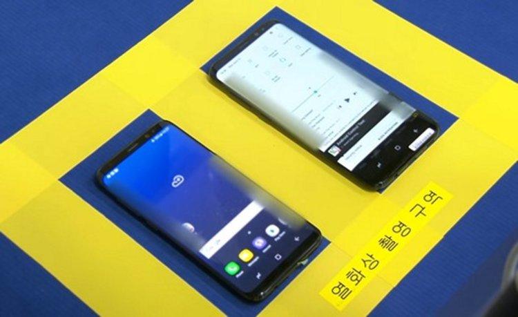 Ето как Samsung тества батериите на Galaxy S8