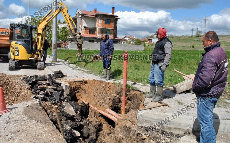 Чешмите в Болярово пресъхнаха, пускат вода от Бадема