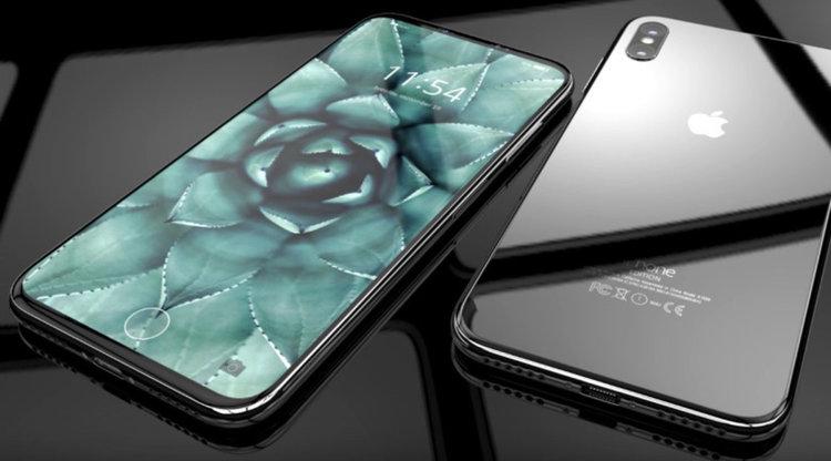 Прогноза: iPhone 8 с OLED екран ще струва...
