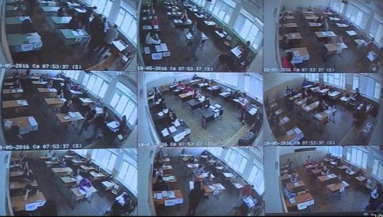 Камери снимат всеки ученик на матурите, 50 души следят залите в реално време