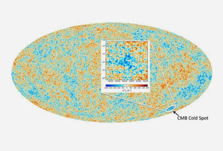 Астрономи откриха мястото, където нашата Вселена се среща с паралелна. Може би