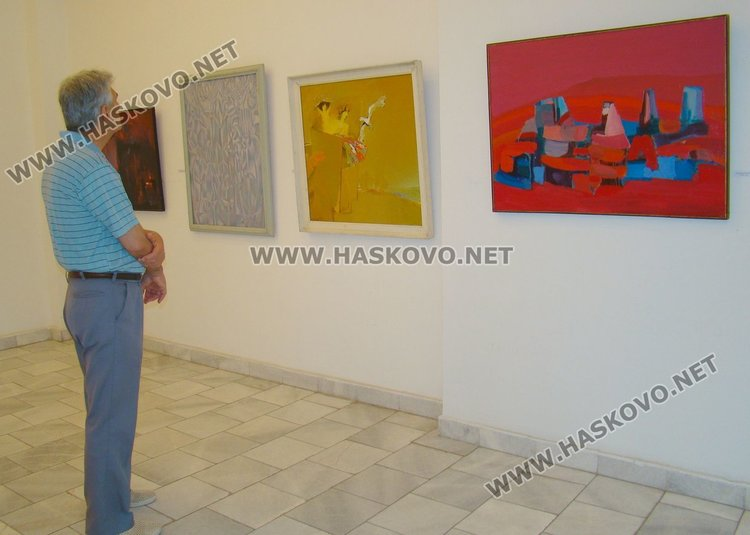 Галерията в Димитровград представя нова изложба