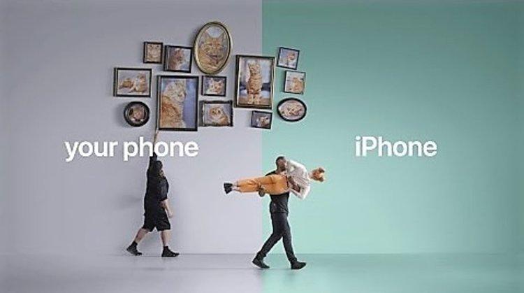 Apple показа защо iPhone е по-добър от Android смартфоните (видео)