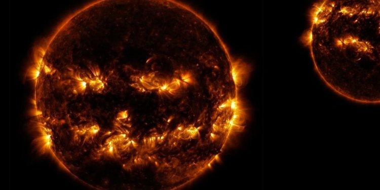 Слънцето има зъл брат близнак
