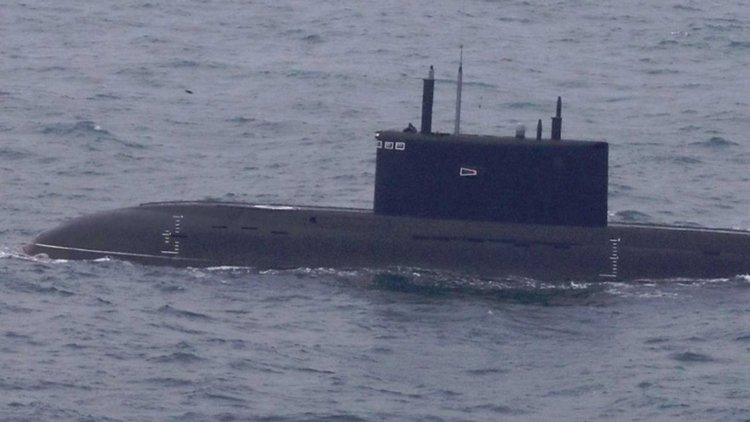 Руснаците се въоръжават с анаеробна подводница