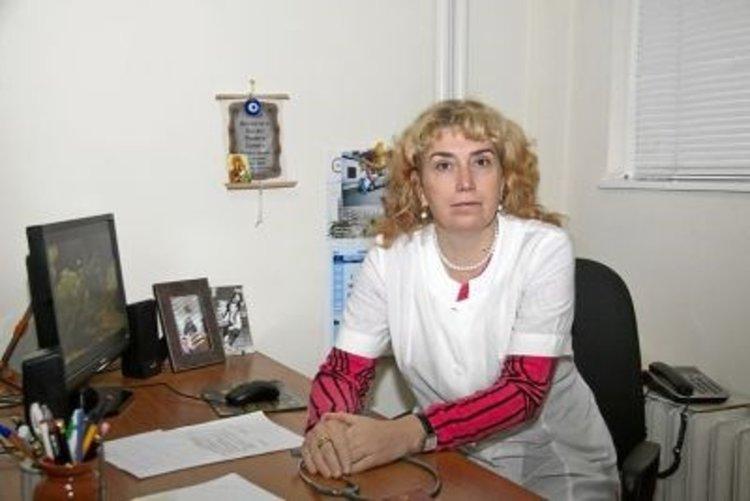 Д-р Магдалена Маринова