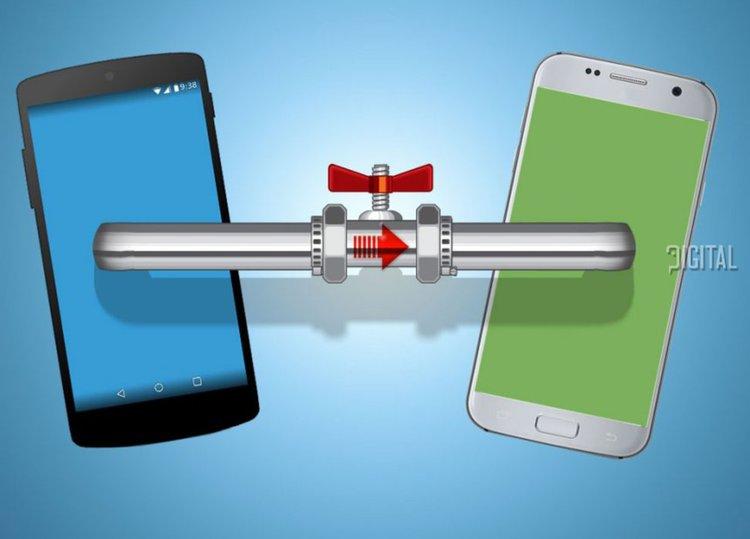 Как да прехвърлим информацията от стария на новия си смартфон