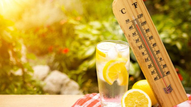 Слънчево и горещо, с температури до 38°