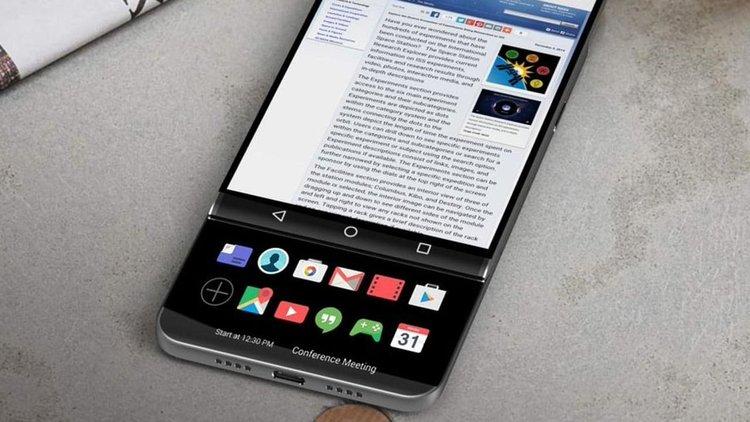 LG V30 ще бъде представен на IFA 2017