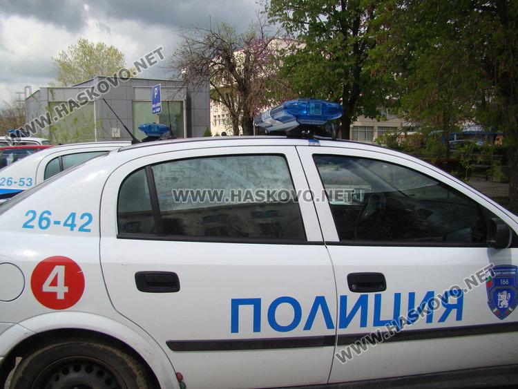 Задържаха димитровградчанин, опитал да подкупи полицай
