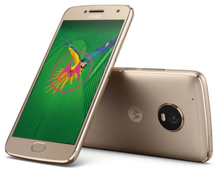 Изтекоха пълните спецификации на Motorola Moto G5S Plus