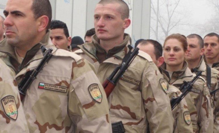 Български рейнджъри заминават за Афганистан