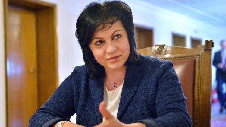 Нинова: Борисов не може да понесе първата му изборна загуба