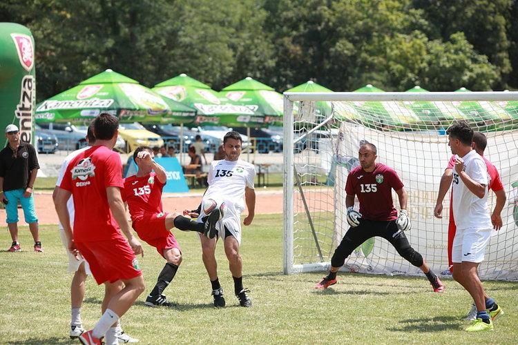 Областният дава старт на футболен турнир в Кърджали