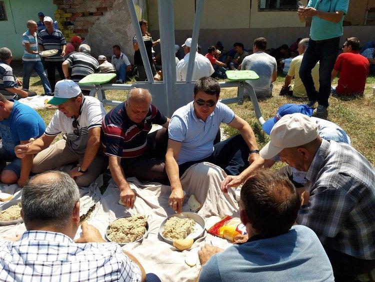 Над 1000 души ядоха кешкек в Башево
