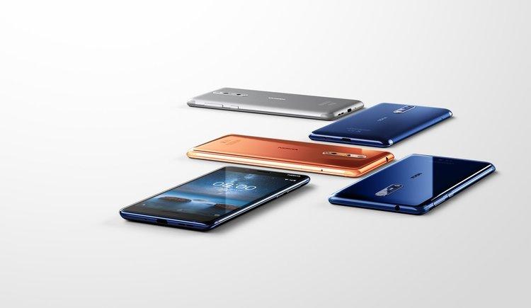 Флагманът Nokia 8: Три върхови технологии за активни потребители