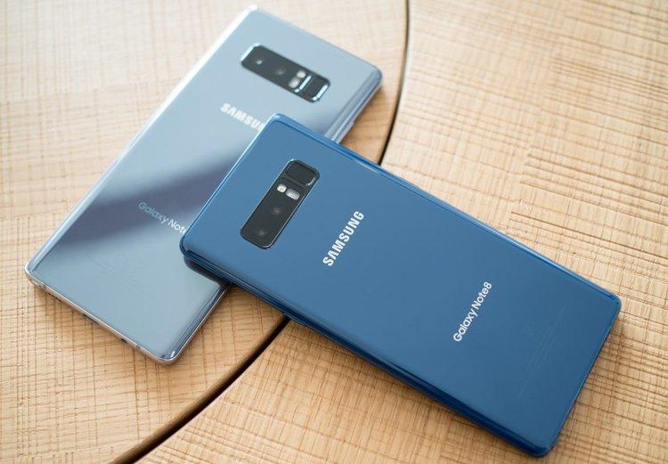 Samsung представи новия Galaxy Note8 (видео)