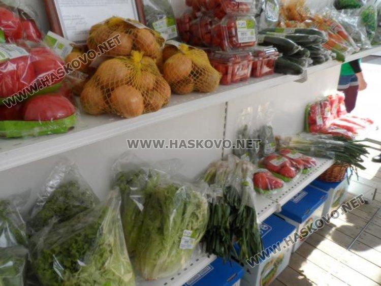 Цените на селскостопанската продукция - нагоре с 4,5 % за година