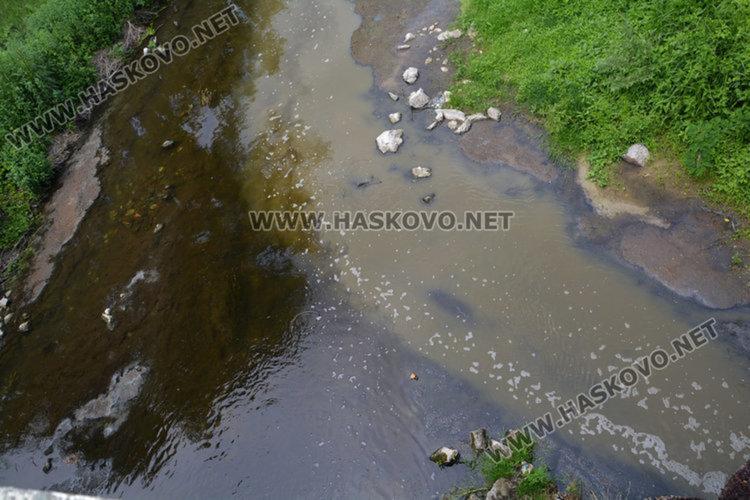 С 1000 лв. е било глобено млекопреработвателно предприятие в Меричлери за изпускане на отпадъчни води в река Меричлерска