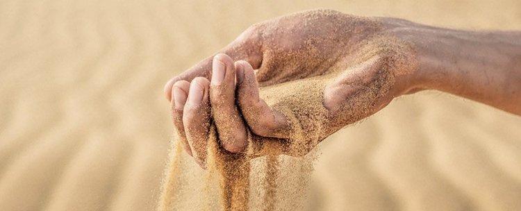 Светът е изправен пред недостиг на пясък