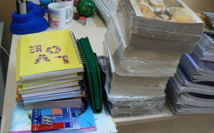 Подпомагат 20 бедни деца от димитровградско за новата учебна година