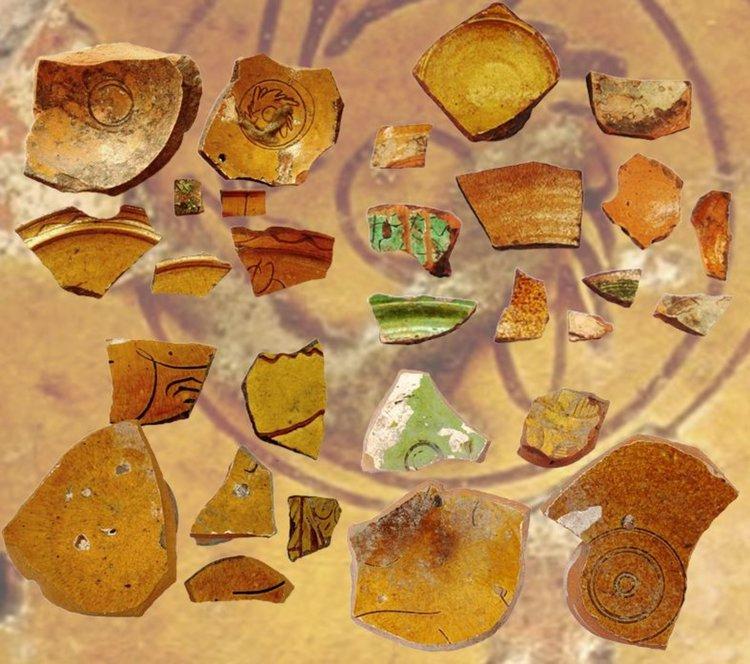 Средновековна керамика