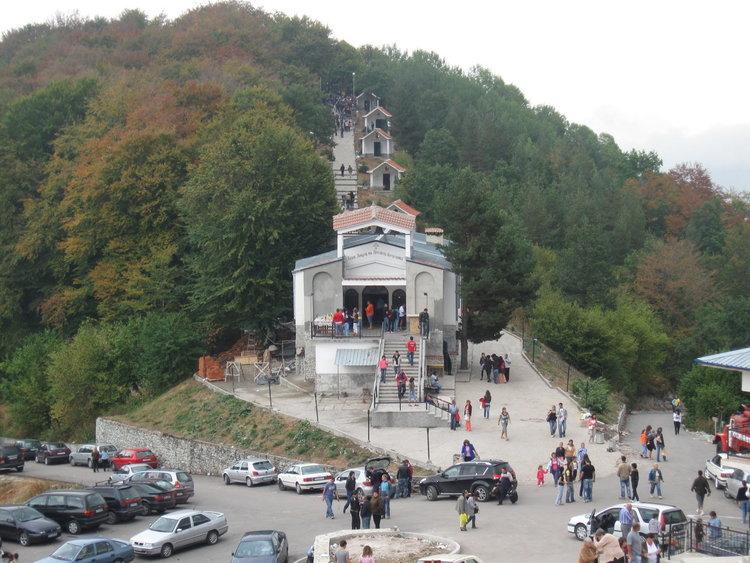 Миряни от Димитровград пътуват до Кръстова гора