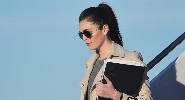 28-годишна бивша моделка стана директор в Белия дом