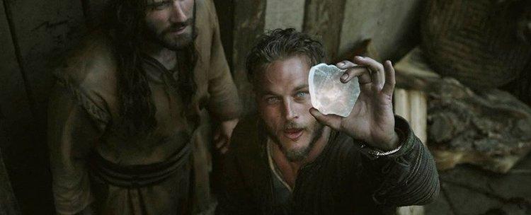 """Викинги използвали """"слънчев камък"""" за навигация в океана"""