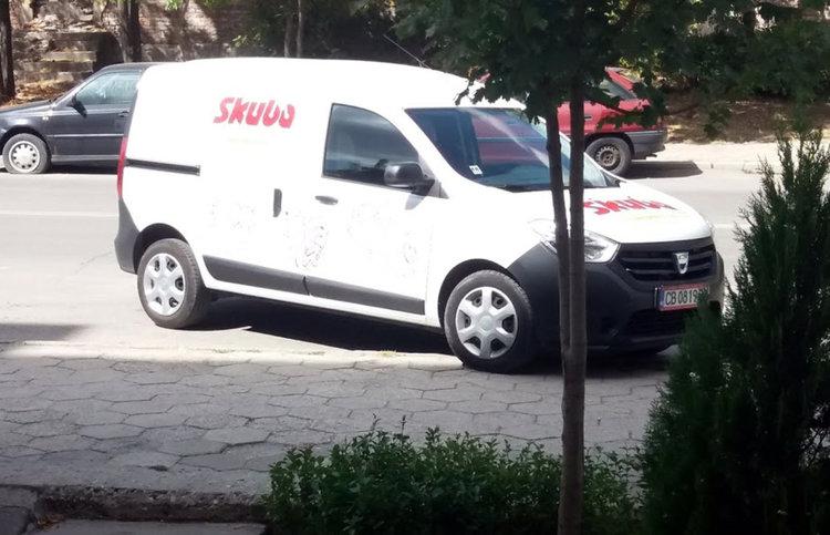 """Хасковлийка: Шофьори карат и паркират по тротоара на """"Дунав"""""""