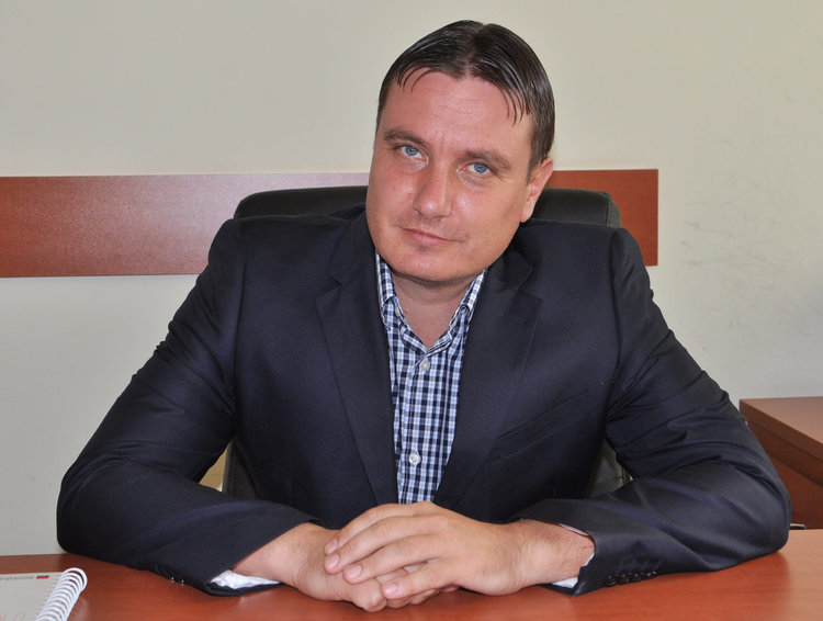 Евгени Консулов, заместник-кмет на община Хасково
