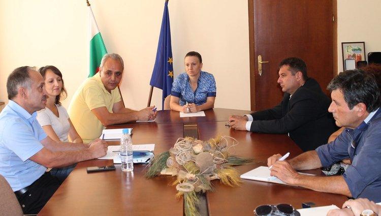 Областният управител на Хасково Станислав Дечев свика на заседание Областната епизоотична комисия, снимка - Областна администрация