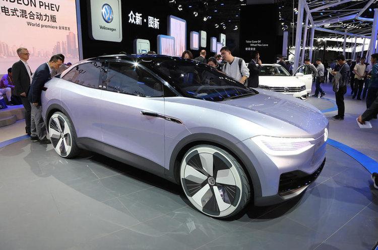 Volkswagen I.D. Crozz II