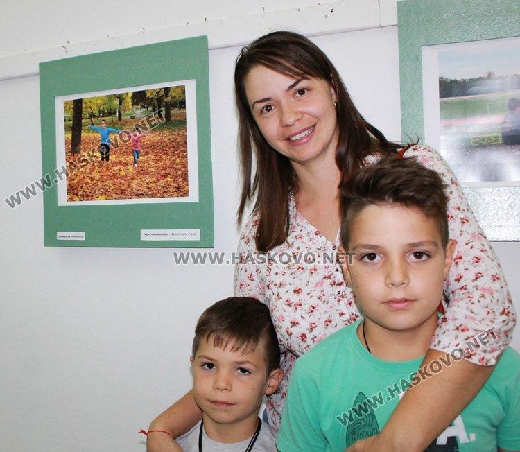 Христина Иванова е победител в онлайн гласуването на публиката