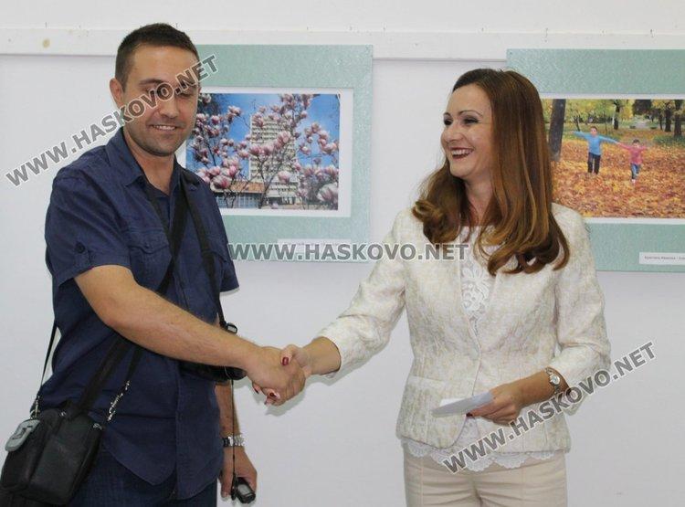 Колегата Димитър Тодоров бе класиран на трето място в конкурса