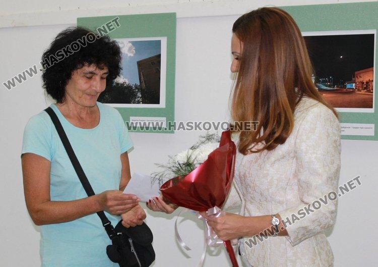 На първо място е класирана снимката на Антоанета Йорданова
